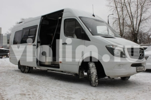 Лимузин Mercedes-Benz Sprinter № 648