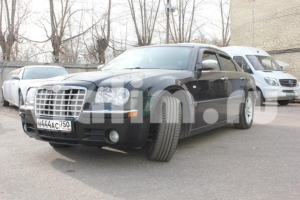 Лимузин Chrysler 300C № 649
